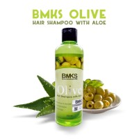 BMKS Olive Shampoo 250ml BPOM Original