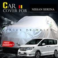 Body Cover Sarung Mobil Nissan Serena Polyesther Waterproof Terbaik