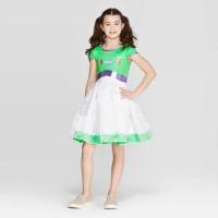Toy story 4 buzz lightyear costume dress size XS 4-5