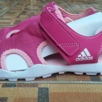 Sepatu sandal Adidas Captain toey k Pink