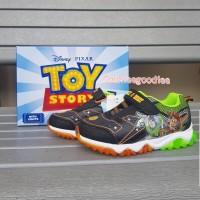 Toy story 4 Light up Sneakers Size US 11 EUR 28.5 outsole 21cm