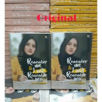 Limited Buku Remember Me & I Will Remember You By Wirda Mans