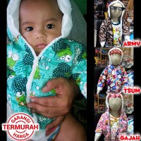 Jaket Anak Bayi Laki Perempuan 0-12 bulan