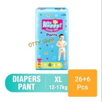 BABY HAPPY Popok Pants XL 26+6
