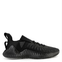 Sepatu Sport ADIDAS ORIGINAL Alphabounce Trainer All Full Black