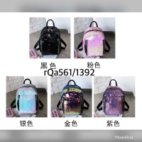 Tas sequin zip 1392 anak import
