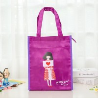 Tas Anak Les Bellino - Pretty Girl Purple