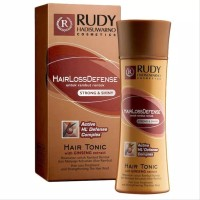 RUDY HADISUWARNO HAIR TONIC STRONG N SHINY 225 ML