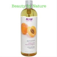 Now Foods Solutions Apricot Oil Apricot Oil 473 ml CIO