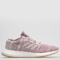 Sepatu Sport ADIDAS ORIGINAL Pureboost GO Pink White