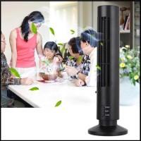 Slim & Compact Kipas Angin Berdiri TOWER FAN USB