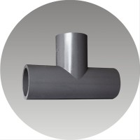 Fitting Sambungan Pipa Air Paralon PVC Tee AW Uk. 1& 34 x1 2& 34 Ruc