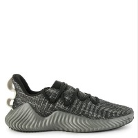 Sepatu Sport Pria ADIDAS Original Alphabounce Trainer Grey