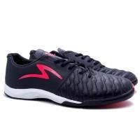 Sepatu Futsal Specs Barricada Maestro Elite IN - Black/Pink