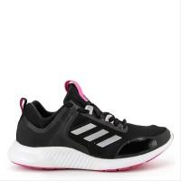 Sepatu Gym Fitness ADIDAS ORIGINAL Edgebounce 1.5 Black Pink