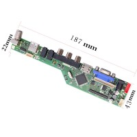 New rd8503.03 skr.03 Board Controller TV LCD Universal TV / PC