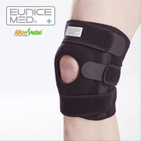 EUNICEMED KNEE SUPPORT WITH OPEN PATELLA CPO 2608 ALKESMEDAN ALKES M