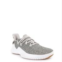 Sepatu Fitness Pria ADIDAS Putih Original Alphabounce Trainer
