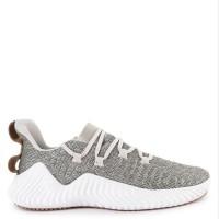 Sepatu Olahraga Pria ADIDAS Original Alphabounce Trainer White