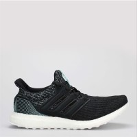 Sepatu Training ADIDAS ORIGINAL Ultraboost Parley Black White