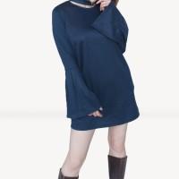 Kakuu Basic - Choker Mini Dress