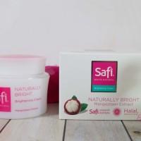 Safi White Natural Brightening Cream Mangosteen Extract 20gr
