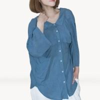 Kakuu Basic - Comfy Loose Shirt
