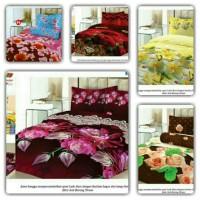 RPQ ~ Bedcover lady rose disperse king180x200 motif lari