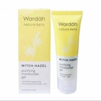 Wardah Nature Daily Witch Hazel Purifying Moisturizer Gel 40ML