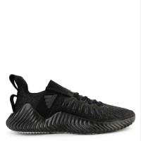 Sepatu Olahraga ADIDAS ORIGINAL Alphabounce Trainer All Full Black