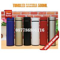 tumbler sakura stainless polos 500ml | souvenir tumbler promosi murah