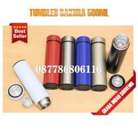 tumbler stainless polos 500ml - custom tumbler sakura promosi murah