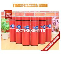 tumbler sakura stainless polos | tumbler custom murah | tumbler 500ml