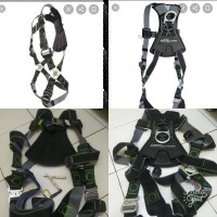miller fullbody safet harness not petzl avoa newton astro