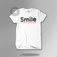 Kaos Muslim Smile its sunnah