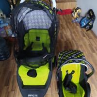 Stroller Baby Elle + Car seat