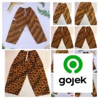 Celana Panjang Batik Anak / Celana Boim Anak / Celana Betawi Anak