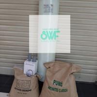 Paket filter air / air pdam / air sumur bor