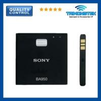 Baterai Battery Sony BA950 for Xperia ZR Original 99%