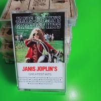Kaset Segelan JANIS JOPLIN Greatest Hits