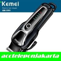 Alat Cukur Hewan peliharan Pet Clipper Kemei KM-1991 Rechargeable