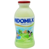 Indomilk Botol Melon 190 ml