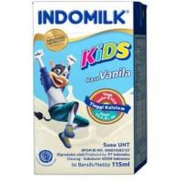 Indomilk Kids Vanila 115 ml