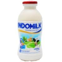 Indomilk Botol Vanila 190 ml