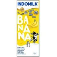 Indomilk UHT Pisang 190 ml