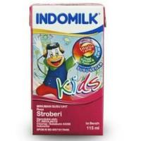 Indomilk Kids Strawberry 115 ml