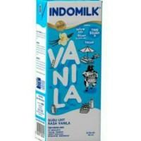 Indomilk UHT Vanila 190 ml