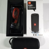 JBL Flip 3 Wireless Speaker Bluetooth Original