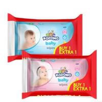 Kodomo Baby Wipes 50sheets Buy 1 Get 1 Tissue Basah Bayi