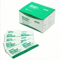 ALCOHOL SWABS 2ply ONEMED